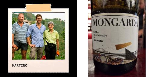 Prosecco Mongarda